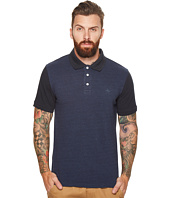 Original Penguin - Short Sleeve Jacquard Front Polo