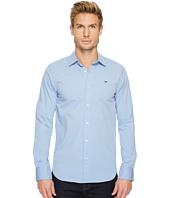 HILFIGER DENIM - Original Stretch Long Sleeve Shirt
