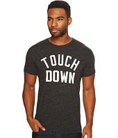 The Original Retro Brand - Touchdown Short Sleeve Tri-Blend Tee