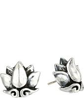 King Baby Studio - Lotus Stud Earrings