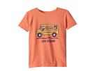 School Bus Friends Crusher Tee (Toddler)