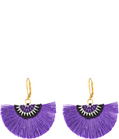 SHASHI - Sophia Fan Earrings