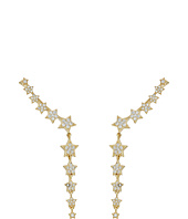 SHASHI - Star Disco Climber Earrings