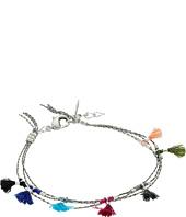 SHASHI - Olivia Multi Row Tassel Bracelet