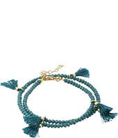 SHASHI - Laila Crystal Wrap Bracelet