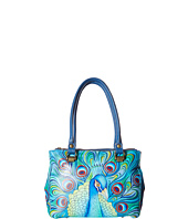 Anuschka Handbags - 626 Triple Compartment Medium Tote
