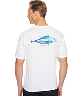 Quiksilver Waterman - Stay Tuned Short Sleeve Tee