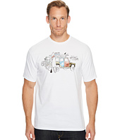 Quiksilver Waterman - North Trip Short Sleeve Tee