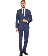 Nick Graham Suiting - Blue Window Suit