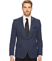 Nick Graham Suiting - Blue Dot Sport Coat