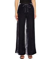McQ - Long Casual Soft Velvet Pants