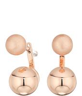 Rebecca Minkoff - Sphere Front Back Earrings