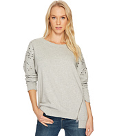 Joe's Jeans - Studded Sleeve Detail Top