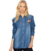 Joe's Jeans - Embroidered Denim Shirt