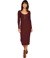Tavik - Hideaway Long Sleeve Midi Dress