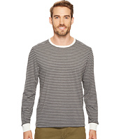 Agave Denim - Fish Long Sleeve Crew Recycled Yarns