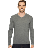 Agave Denim - Fin Long Sleeve V-Neck 14GG Sweater
