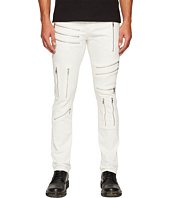 God's Masterful Children - Incontro Jeans in White