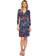 Calvin Klein - Print Mock Wrap Dress CD7AC995