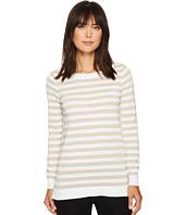 MICHAEL Michael Kors - Lurex Stripe Sweater
