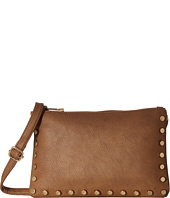 Rampage - Double Pocket Stud Crossbody