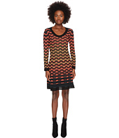 M Missoni - Greek Open Knit Dress