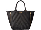 Chevron Quilted Tote