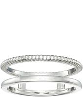 Shinola Detroit - Coin Edge Ring