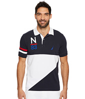 Nautica - Short Sleeve Heavy Jersey Polo