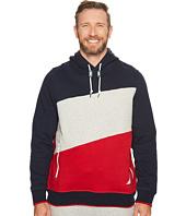 Nautica Big & Tall - Big & Tall Logo Pullover Hoodie