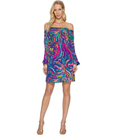 Lilly Pulitzer - Adira Stretch Silk Dress