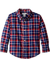 Ralph Lauren Baby - Plaid Cotton Twill Shirt (Infant)