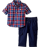 Ralph Lauren Baby - Cotton Shirt & Cargo Set (Infant)