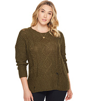 Lucky Brand - Plus Size Portland Sweatshirt