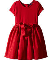Polo Ralph Lauren Kids - Fit-and-Flare Dress & Bloomer (Little Kids)