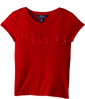 Polo Ralph Lauren Kids - Polo Short Sleeve T-Shirt (Little Kids/Big Kids)