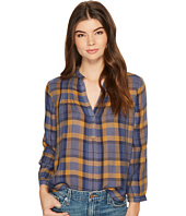 Lucky Brand - Plaid Top