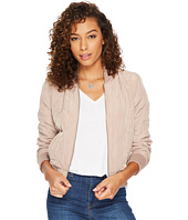 Lucky Brand - Quilted Bomber Jacket