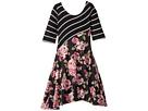 Dance with Me Skater Dress (Little Kids/Big Kids)