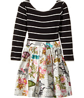 fiveloaves twofish - Wild About Paris Abbie Dress (Toddler/Little Kids)