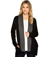 Michael Stars - Luxe Cotton Reversible Shawl Collar Cardigan
