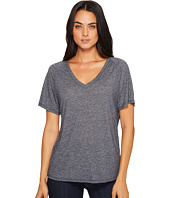 Michael Stars - Brooklyn Jersey V-Neck Tee with Raglan Sleeve