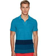 Orlebar Brown - Terry Block Stripe Polo