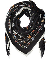 COACH - Coach Floral Bandana Oversized Square 54