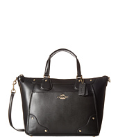 COACH - Grain Leather Mickie Satchel