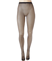 Betsey Johnson - 1-Pack Big Dot Openwork Tights