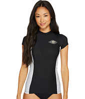 Billabong - Surf Dayz Performance Fit Colorblock Short Sleeve