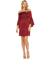 J.O.A. - Off the Shoulder Bell Sleeve Dress