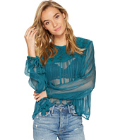 Free People - Retro Femme Blouse