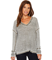 Project Social T - Sawyer Burnout Thermal Top